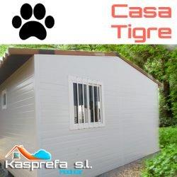 Casa prefabricada Tigre